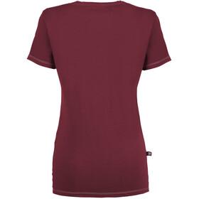 E9 Greta T-Shirt Women, magenta